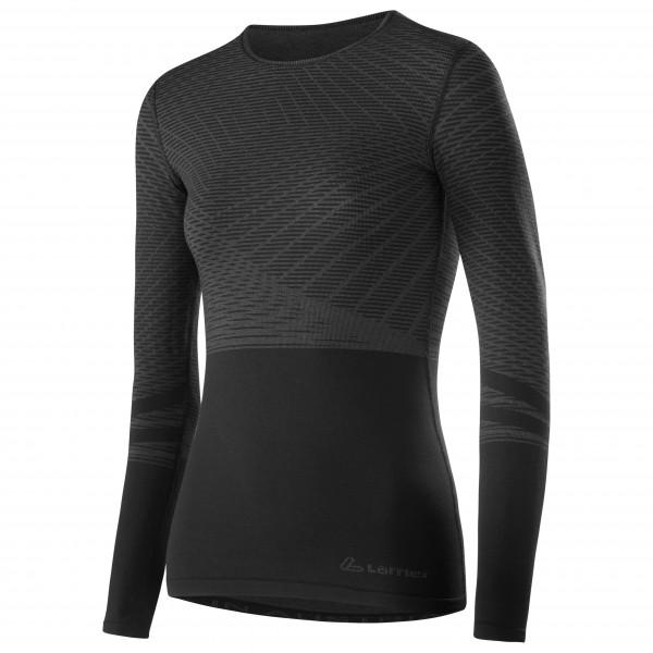 Löffler - Women's Shirt LA Transtex Warm Hybrid - Longsleeve