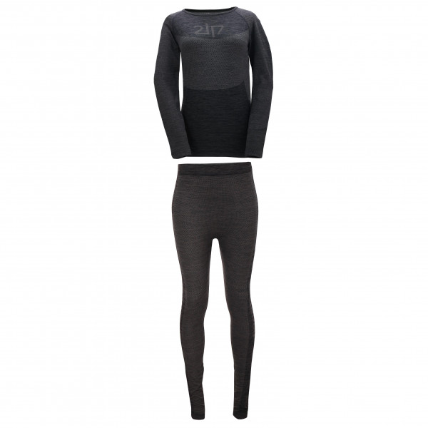 2117 of Sweden - Women's Falebo Eco Seamless Underwear - Tekokuitualusvaatteet