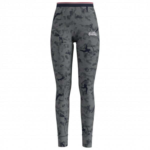 Odlo - Women's BL Bottom Long Active Warm Originals - Ski underwear