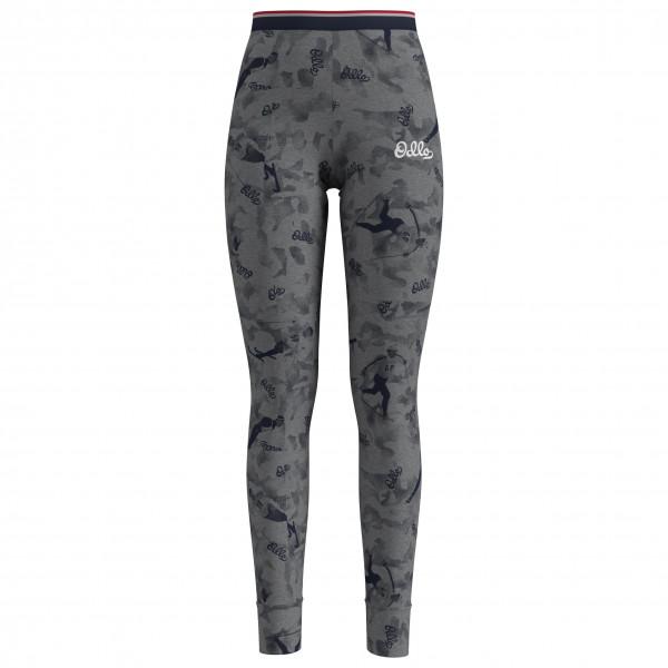 Odlo - Women's BL Bottom Long Active Warm Originals - Ski underwear