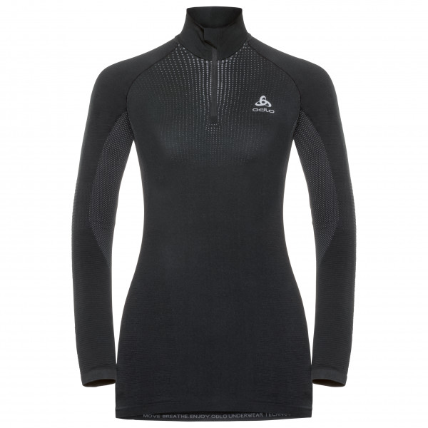 Odlo - Women's BL Top Turtle Neck L/S HZ Performance - Synthetic base layer