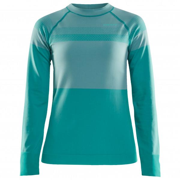 Craft - Women's Warm Intensity CN L/S - Synthetisch ondergoed