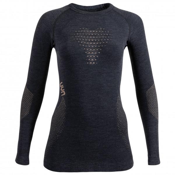 Uyn - Lady Fusyon Cashmere UW Shirt Long Sleeve - Syntetisk undertøj