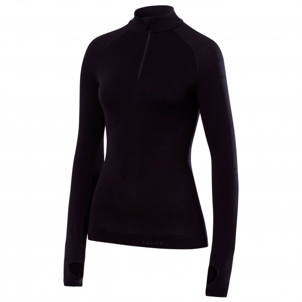 Falke - Women's Warm Zip Shirt Tight - Camiseta de manga larga