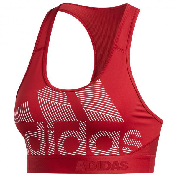 adidas - Women's Don't Rest Alphaskin Badge Of Sport - Sports bra