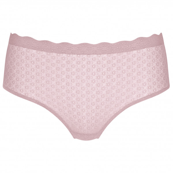 Women's Zero Feel Lace High Waist Brief - Everyday base layer