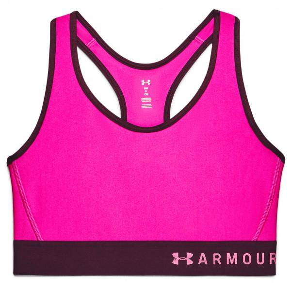 Women's Armour Mid Keyhole Bra - Sports bra