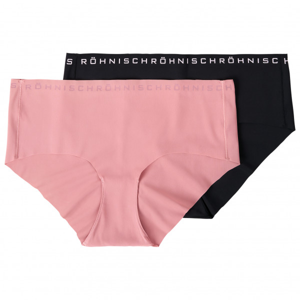 Röhnisch - Women's Siena 2-Pack Hipster - Synthetic base layer