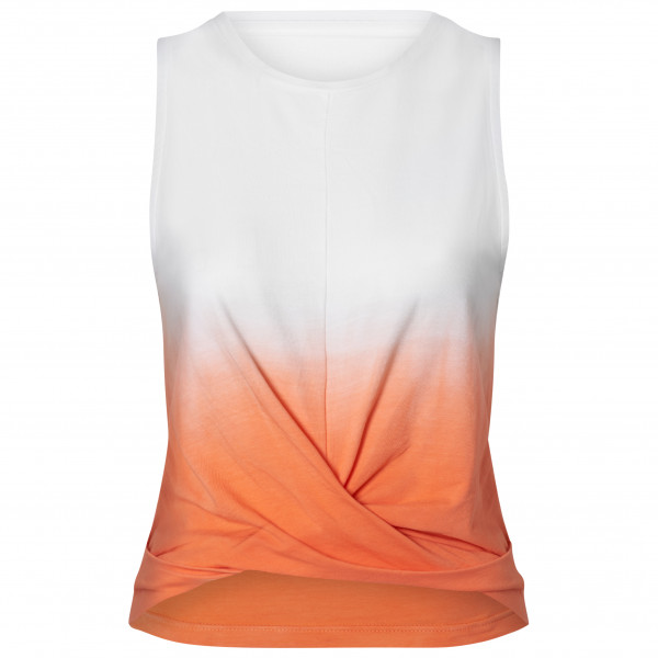 Hey Honey - Women's Cropped Top Dip Dye - Yoga vest