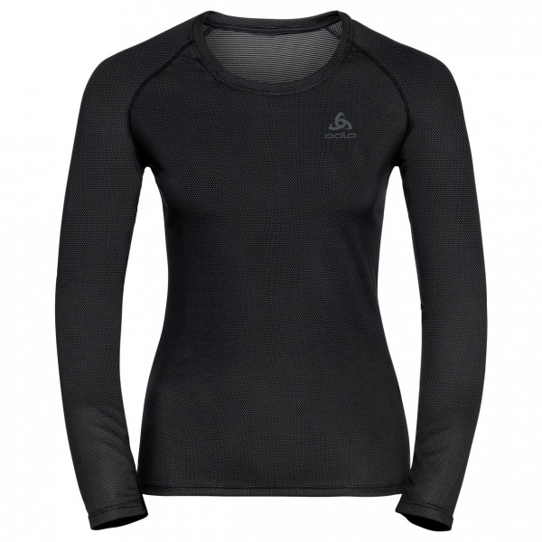 Women's BL Top Crew Neck L/S Active F-Dry Light - Synthetic base layer