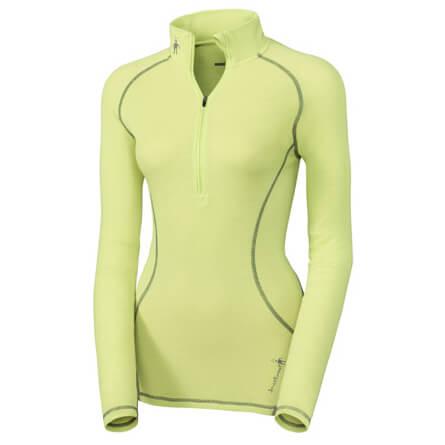 Smartwool - Women's Sport NTS Zip T - Longsleeve