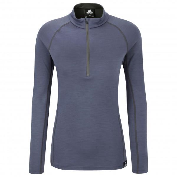 Mountain Equipment - Women's Matrix 190 Zip Tee - Merino ondergoed