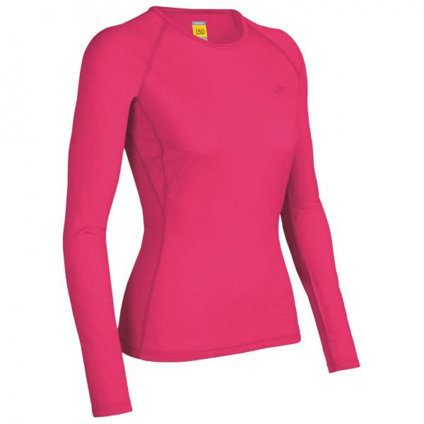 Icebreaker - Women's Bodyfit 150 Ultralite LS Atlas