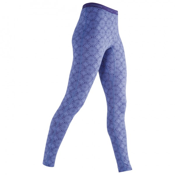 Icebreaker - Women's Bodyfit 200+ Leggings Print