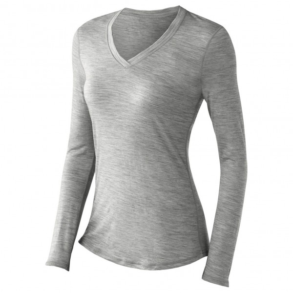 Smartwool - Women's NTS Microweight V-Neck - Longsleeve