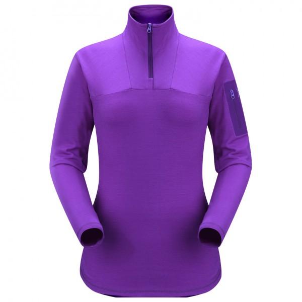 Arc'teryx - Women's Rho LTW Zip - Pullover