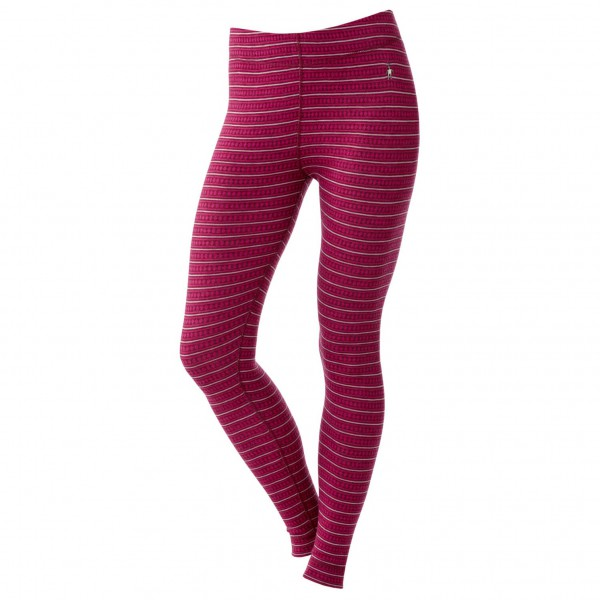 Smartwool - Women's Midweight Pattern Bottom - Legging