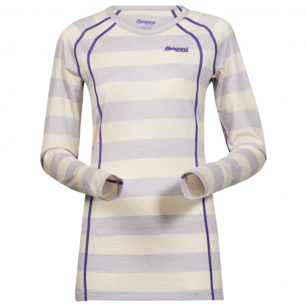 Bergans - Fjellrapp Lady Shirt - Merinounterwäsche