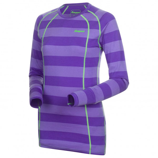 Bergans - Fjellrapp Lady Shirt - Merino base layer