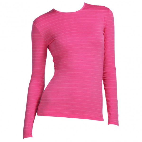 Icebreaker - Women's Siren LS Crewe - Long-sleeve