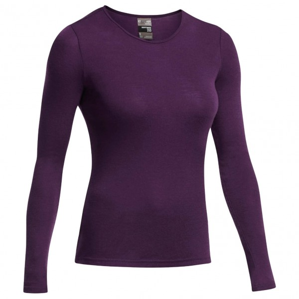 Icebreaker - Women's Everyday LS Crewe - Manches longues