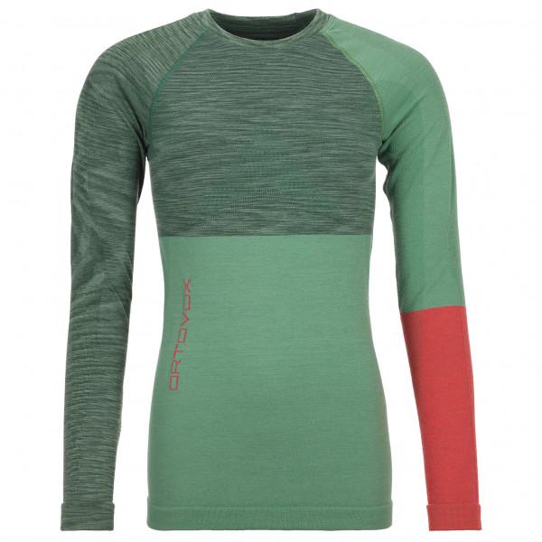 Ortovox - Women's Competition Long Sleeve - Merinovilla-alusvaatteet