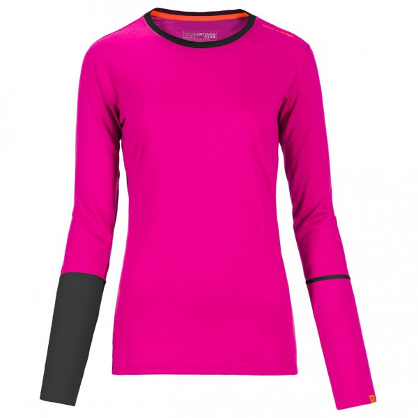 Ortovox - Women's R 'N' W Long Sleeve - Merino ondergoed