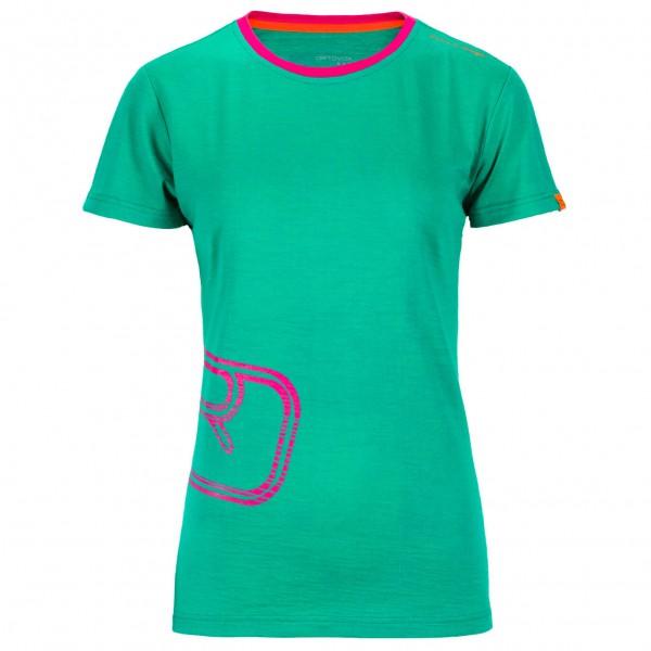 Ortovox - Women's R 'N' W Short Sleeve - Merino underwear