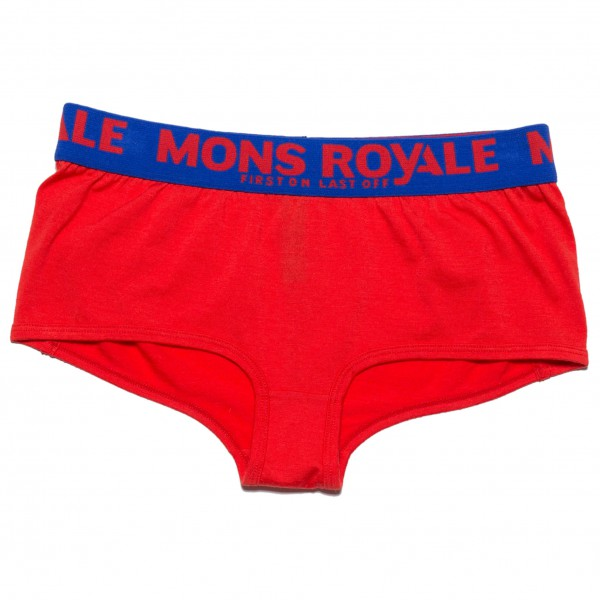 Mons Royale - Women's Boy Leg Brief - Merinounterwäsche