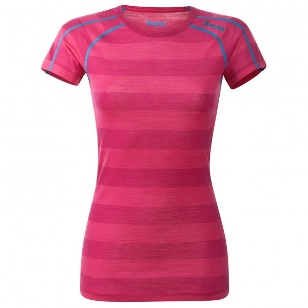 Bergans - Women's Soleie Lady Tee - Merino base layers