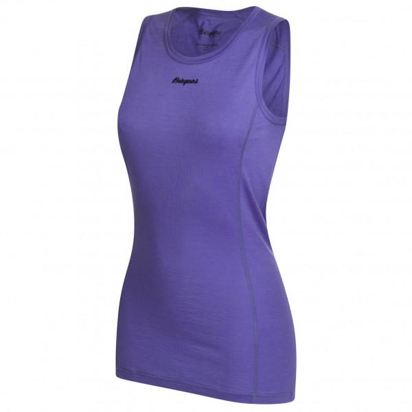 Bergans - Women's Soleie Lady Singlet - Merino ondergoed