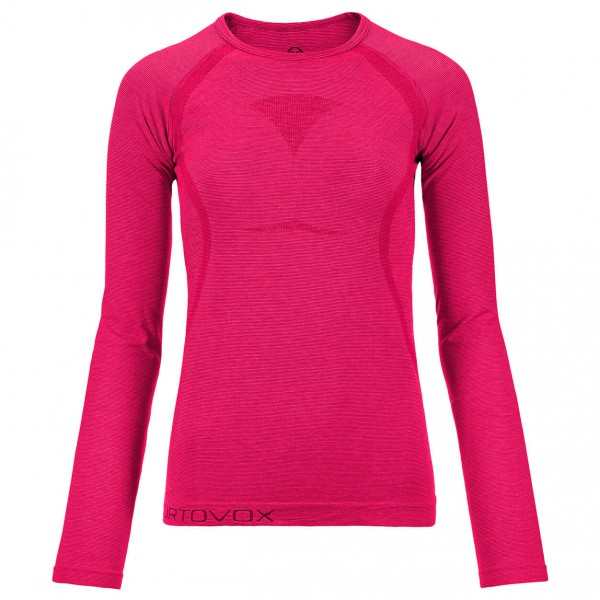 Ortovox - Women's Competition Cool LS - Merino base layers