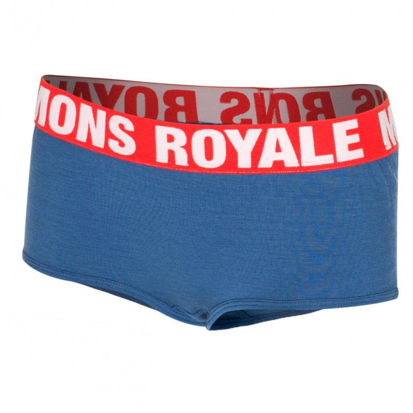 Mons Royale - Women's Boy Leg - Merinovilla-alusvaatteet