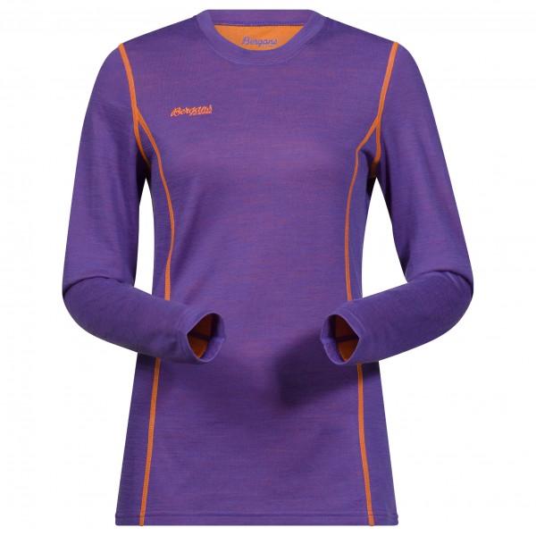 Bergans - Akeleie Lady Shirt - Merino base layers