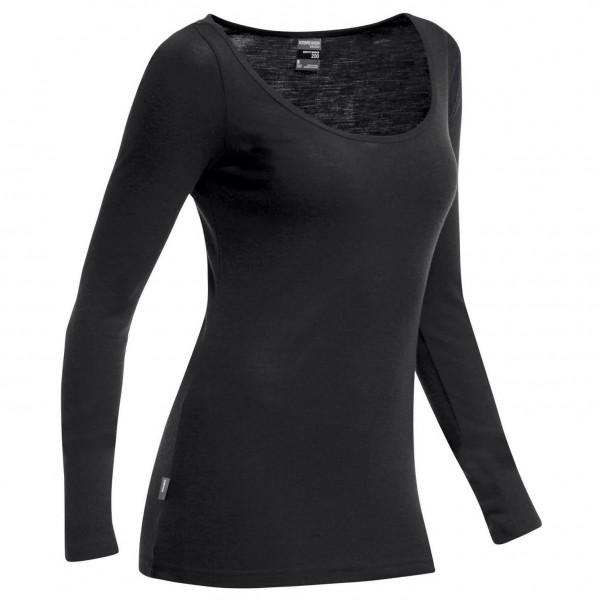 Icebreaker - Women's Everyday LS Scoop - Merino ondergoed