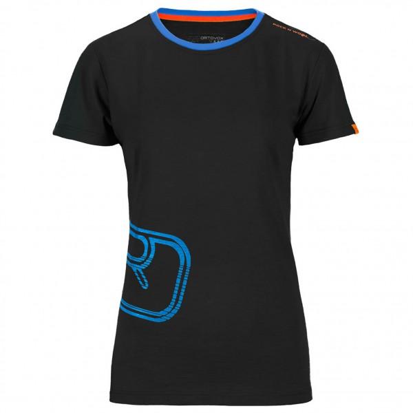 Ortovox - Women's Rock'N'Wool Short Sleeve - Ondergoed