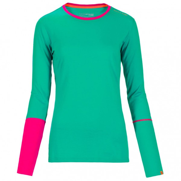 Ortovox - Women's Rock'N'Wool Long Sleeve - Sous-vêtements