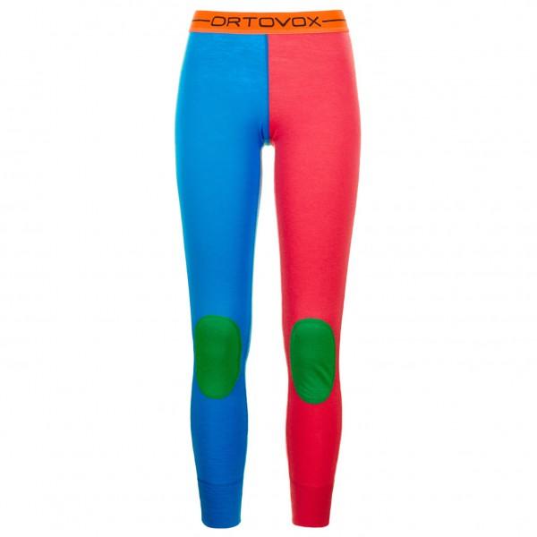 Ortovox - Women's Rock'N'Wool Long Pants - Merino ondergoed