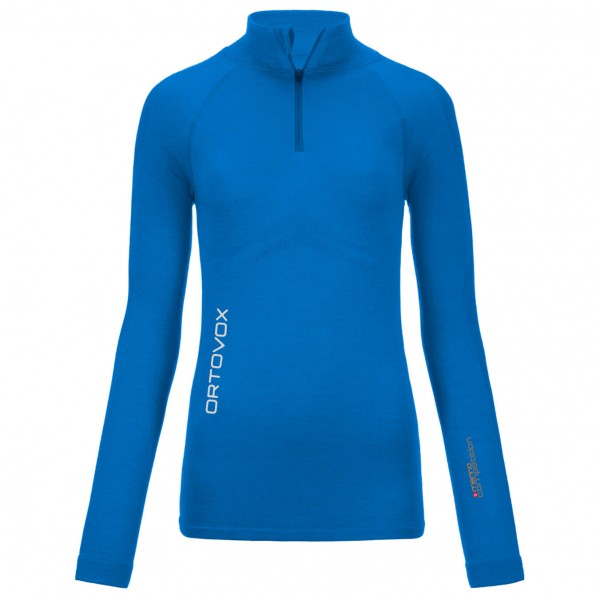 Ortovox - Women's Competition Long Sleeve Zip Neck