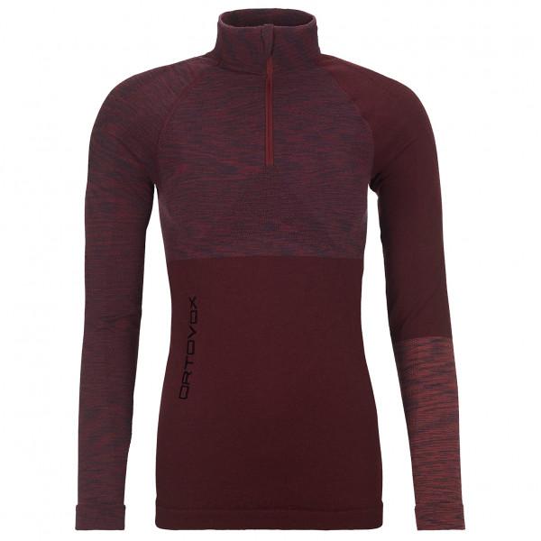 Ortovox - Women's Competition Long Sleeve Zip Neck - Merino base layer