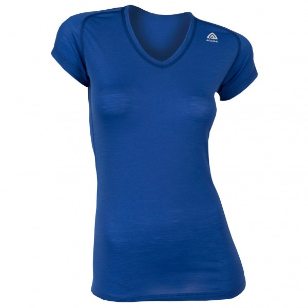 Aclima - Women's LW T-Shirt V-Neck - Merinounterwäsche