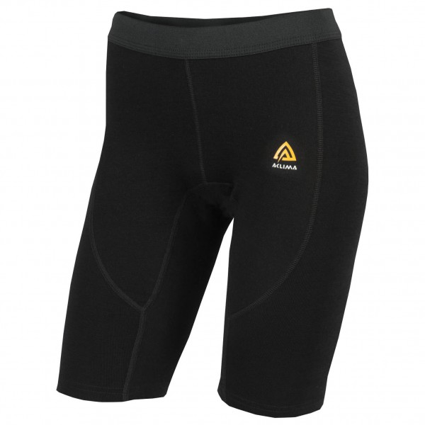 Aclima - Women's WW Long Shorts - Merino base layer