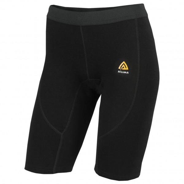 Aclima - Women's WW Long Shorts - Merinovilla-alusvaatteet