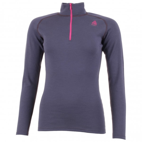 Aclima - Women's WW Mock Neck - Merino ondergoed