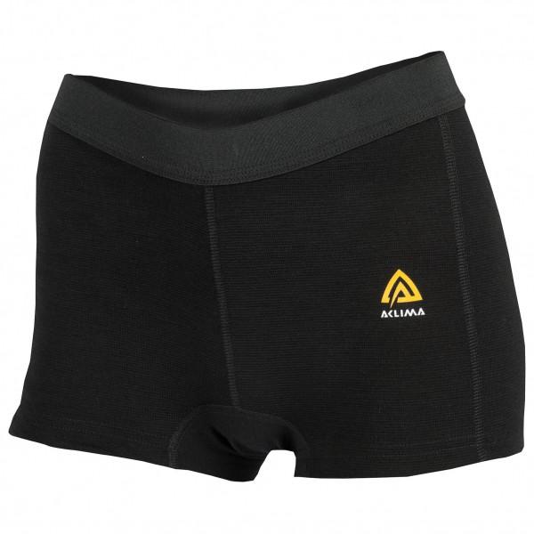 Aclima - Women's WW Shorts - Merino base layer