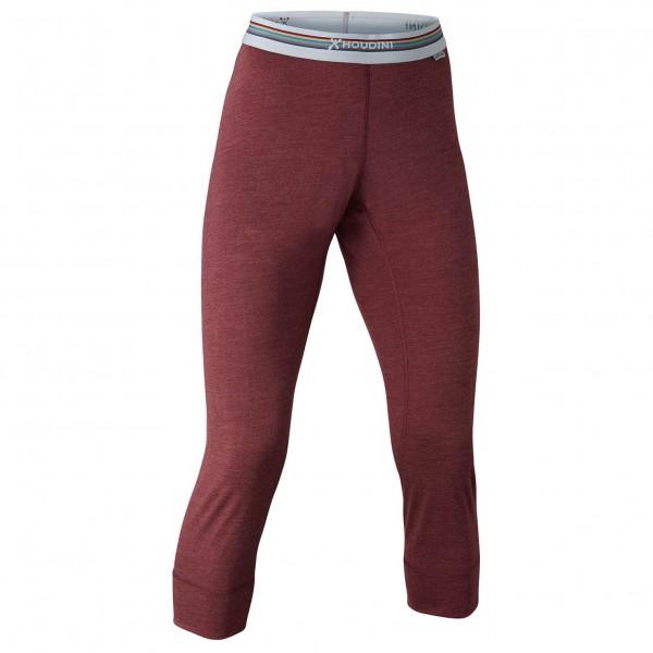 Houdini - Women's Airborn Alpine Tights - Merino underwear