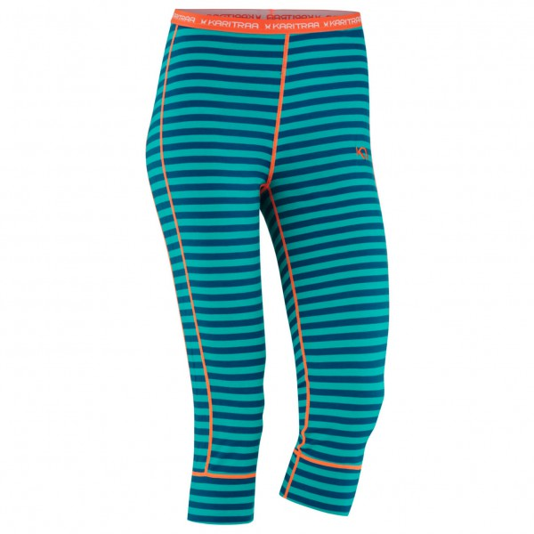 Kari Traa - Women's Ulla Capri - Merino base layers