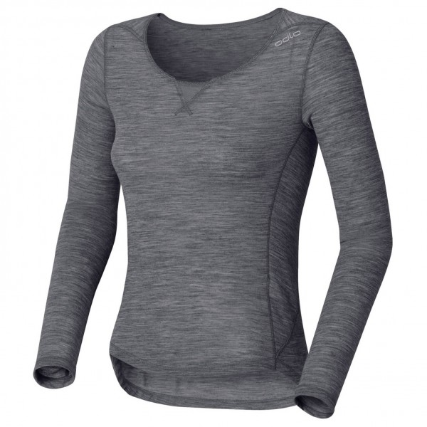 Odlo - Women's Shirt LS Crew Neck Revolution TW Light