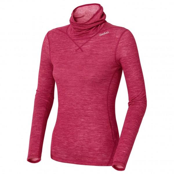 Odlo - Women's Shirt LS Turtle Neck Revolution TW Warm