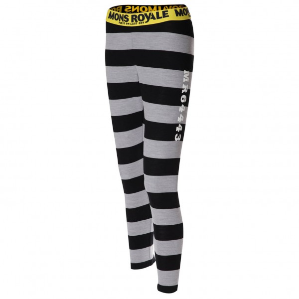 Mons Royale - Women's Leggings - Merino ondergoed